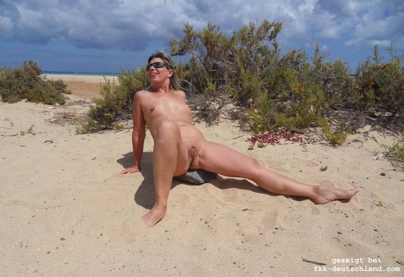 Strand frauen fkk Frauen zihen